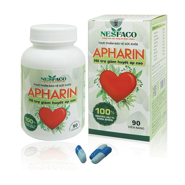thuốc cao huyết áp apharin